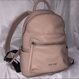 Nine West Pink Blush Taren Backpack